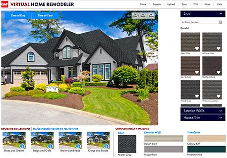 Wirtualne modelowanie domu