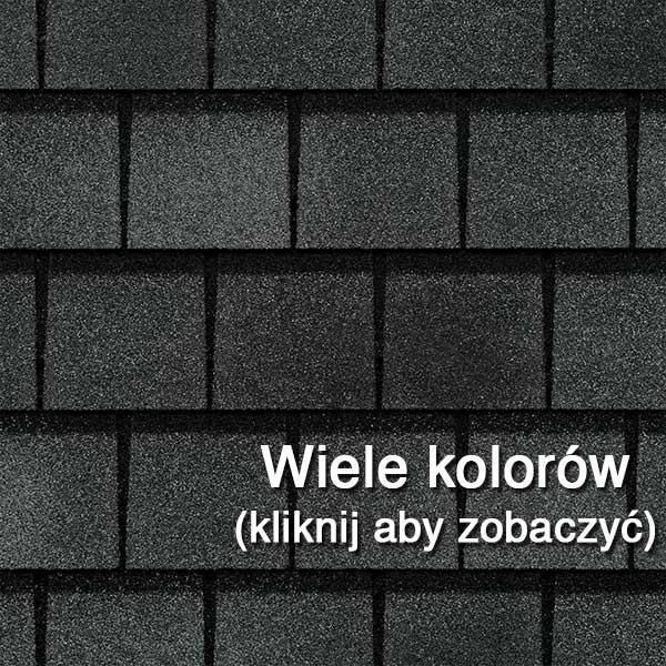 Dachówka Bitumiczna laminowana GAF Slateline, pokrycia dachowe, dach, gont