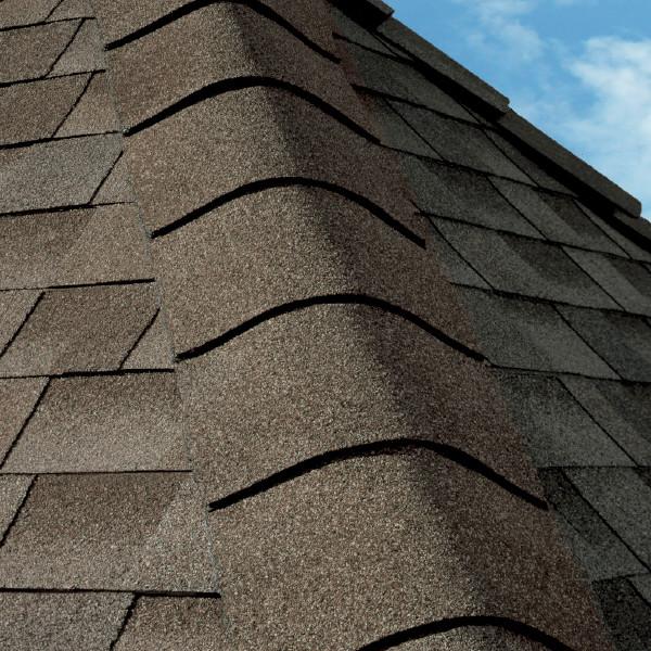 Pas kalenicowy TimberTex klasy Premium pod gont bitumiczny, pokrycia dachowe, dach, gont, dachówka bitumiczna, kalenicowa