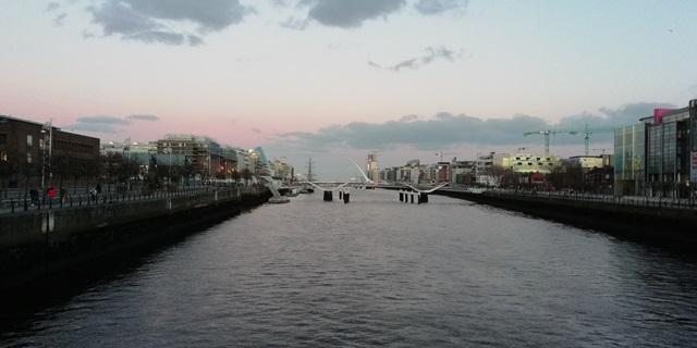 Dublin must see tipps Dubliner Liffey städtereise wochenendtrip in Irland