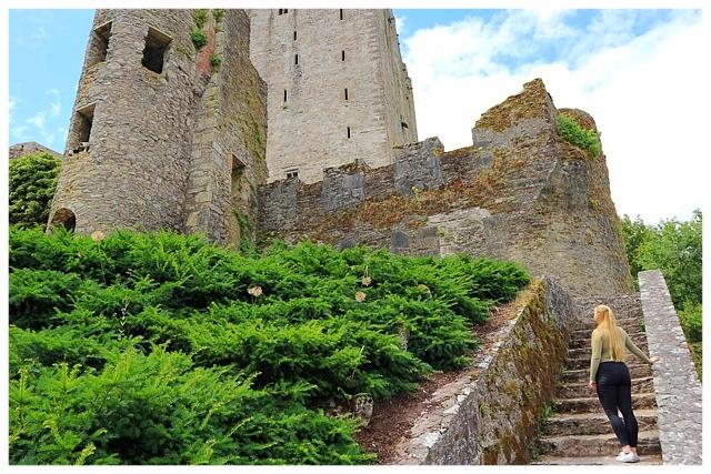 Blarney Castle Ireland Irland Must See top sehenswürdigkeiten