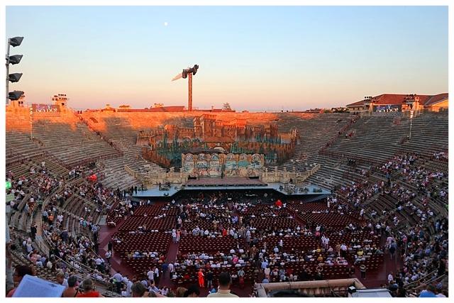Arena di Verona Verona entdecken must see