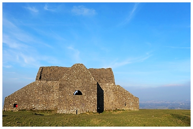 Hellfire Club Dublin Sehenswürdigkeiten Wicklow Mountains dublin for free