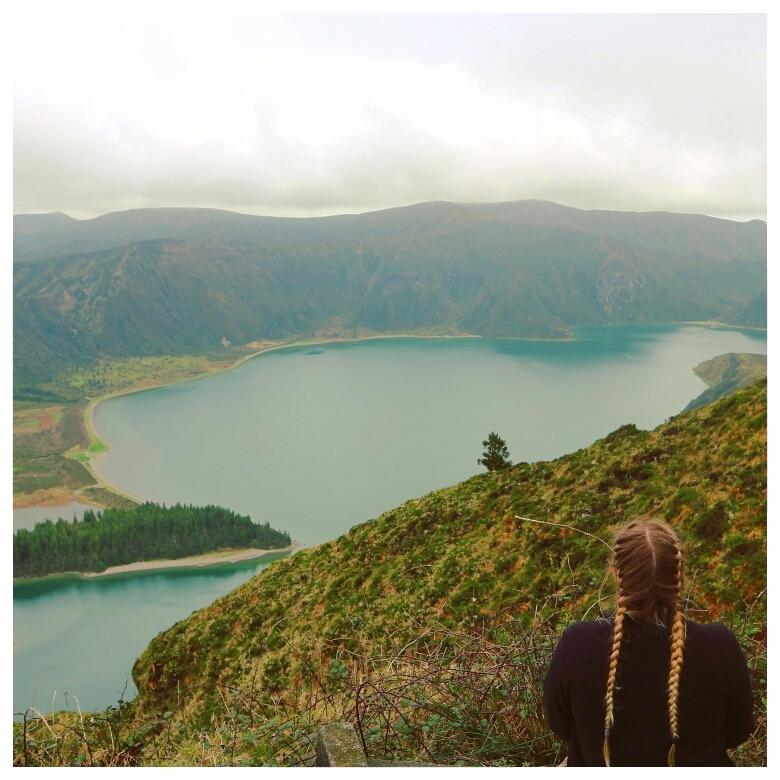 Azoren Urlaub Lagoa do Fogo Aussicht Sao Miguel