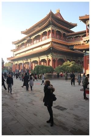 Peking Sehenswürdigkeiten top highlights beijing lama tempel