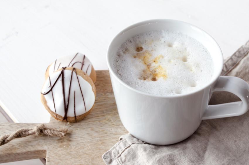 Kürbis Sirup für Kaffee Latte und Kürbis Cookies