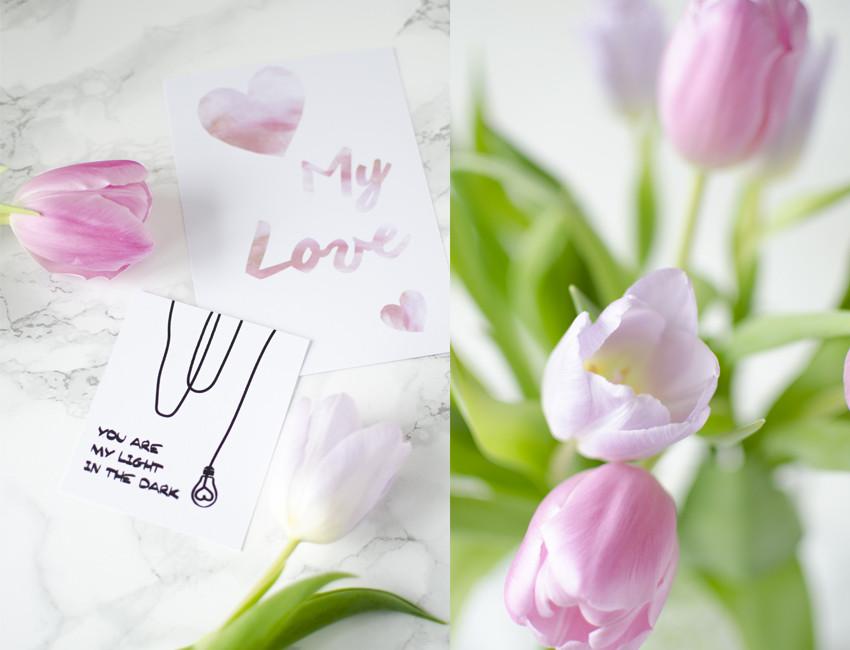 Valentinskarten zum ausdrucken (freebie)