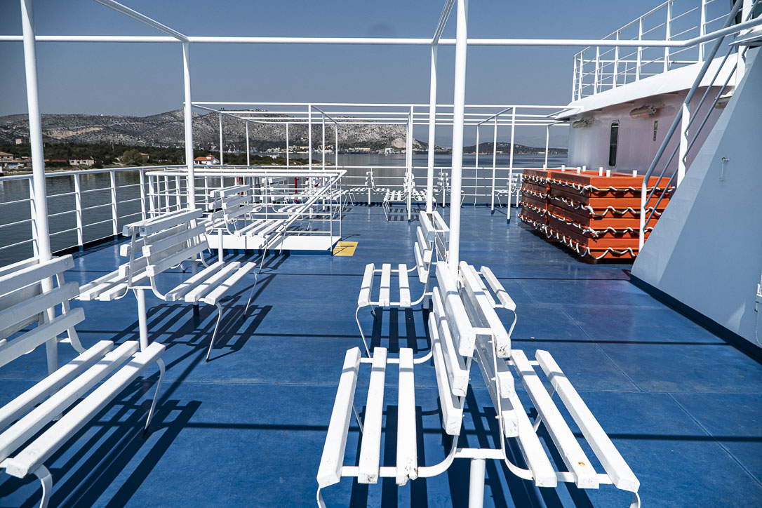 Salamina Ferryboat, Greece ©martin_schitto @fotomartsch