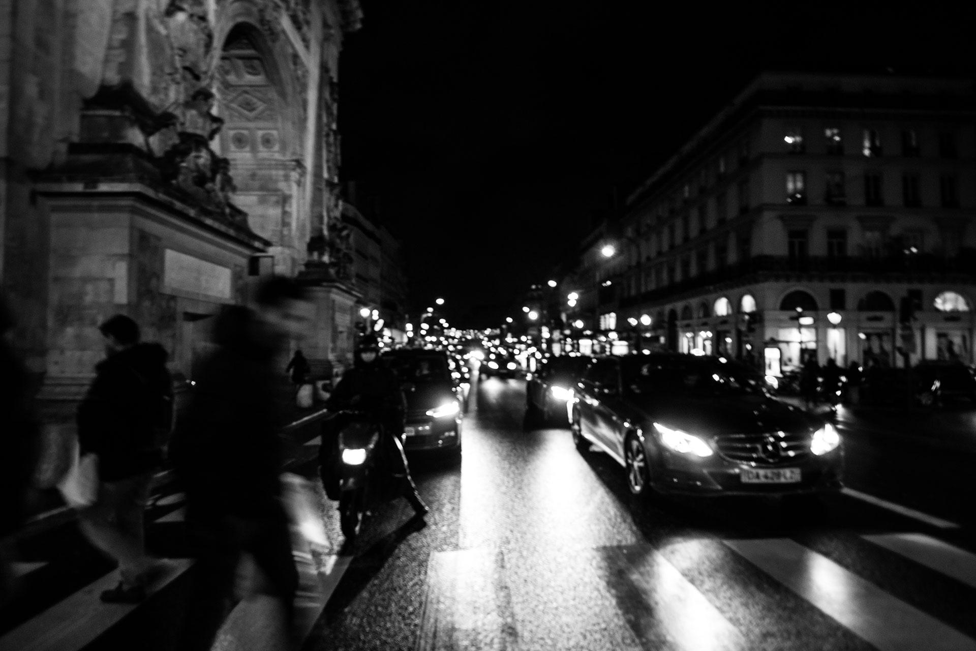 Grand Boulevards, Porte Saint Denis. Paris ©martin_schitto @fotomartsch