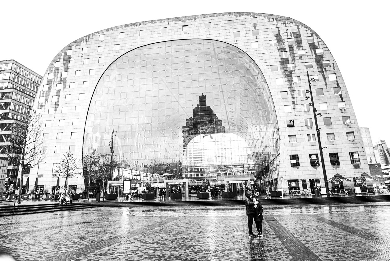 Rotterdam Market Hall Exterior  ©martin_schitto @fotomartsch