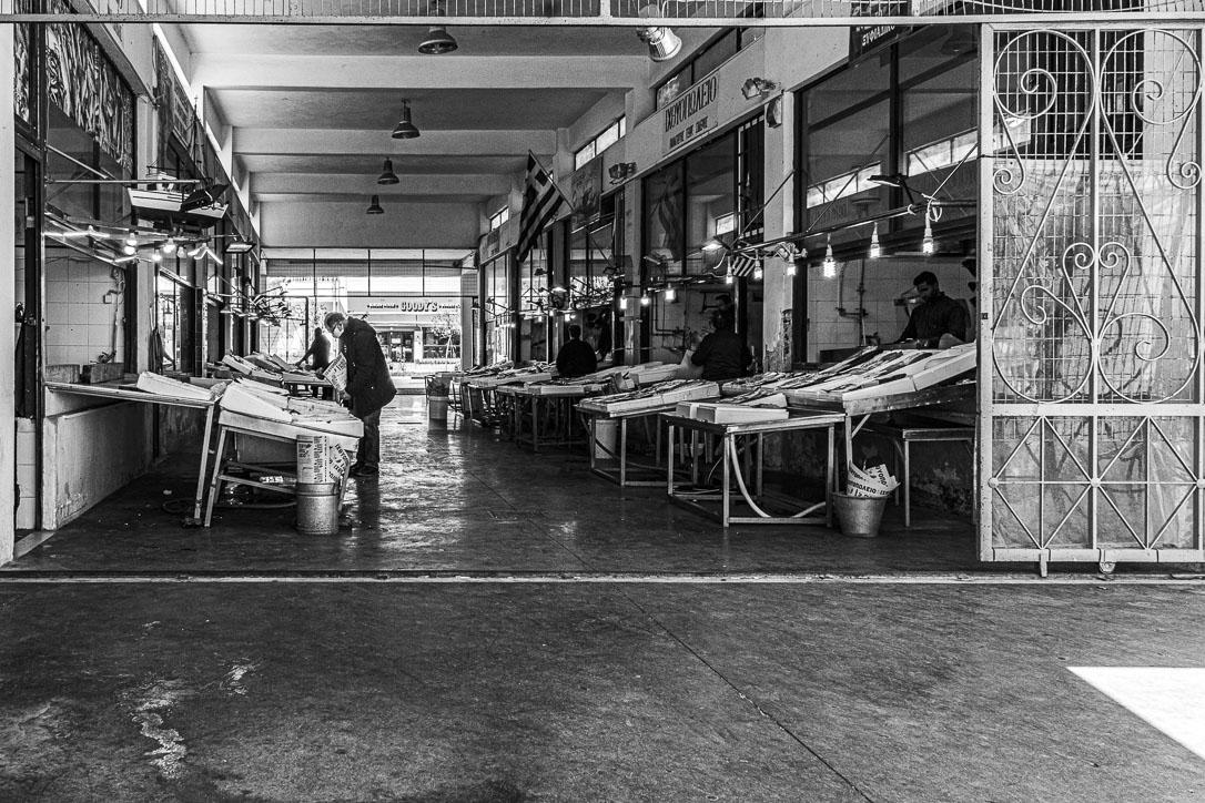 Fishmarket Salamina, Greece ©martin_schitto @fotomartsch