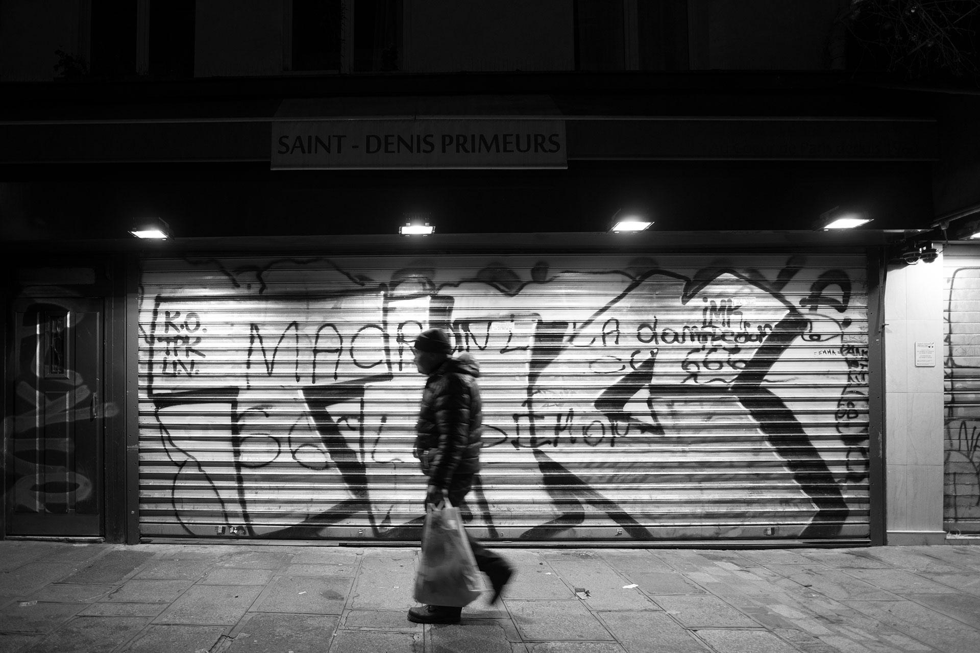 Rue du Faubourg Saint-Denis, Paris  ©martin_schitto @fotomartsch