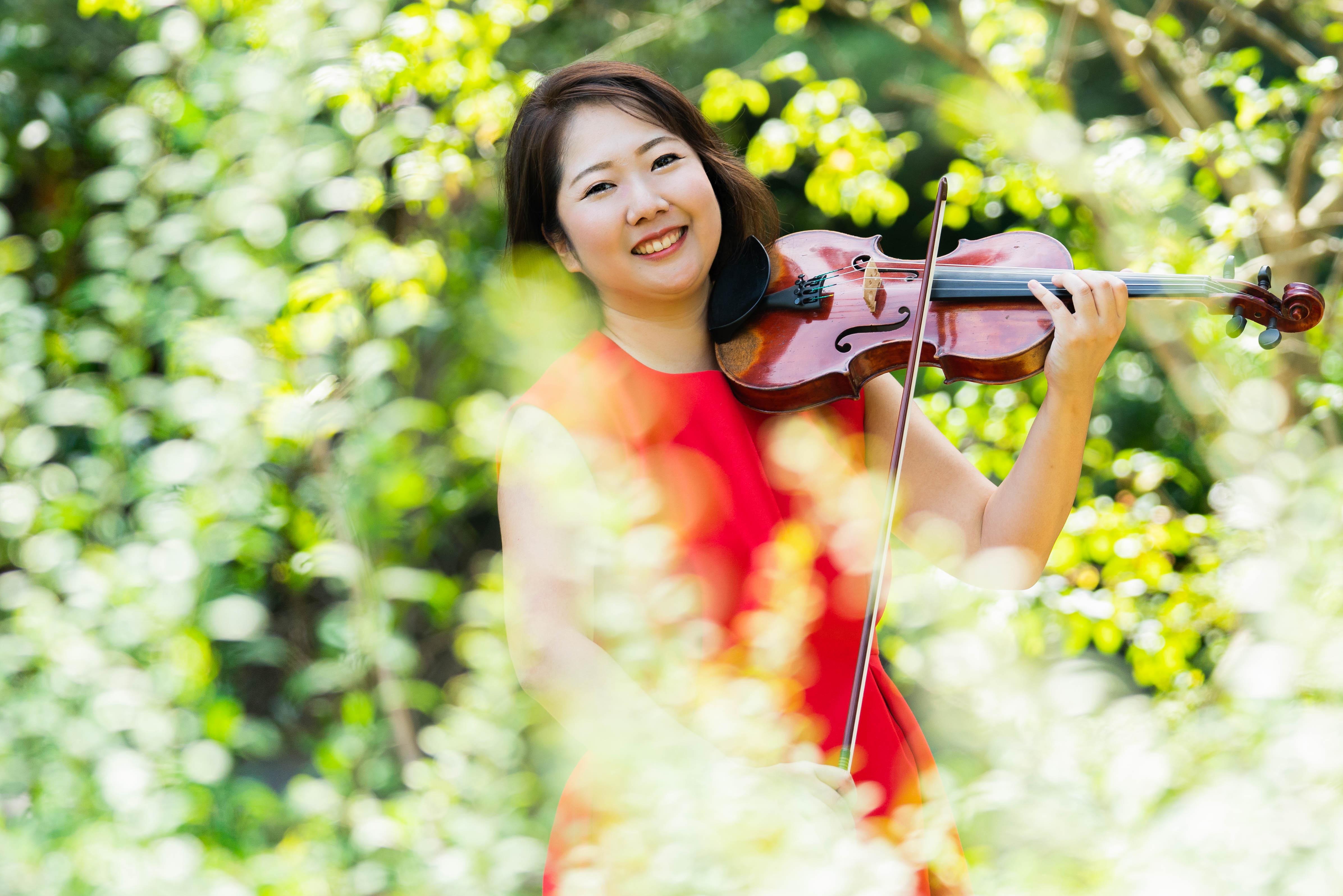 プロフィール - kanau-violin ペ...
