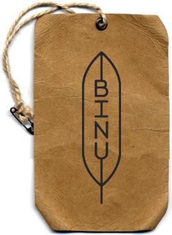 Binu - 100% Bio Gesichtsseifen