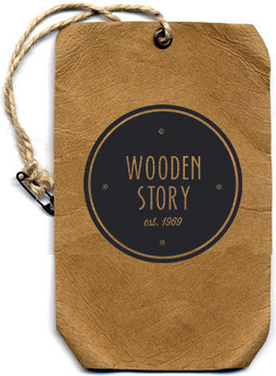 Wooden Story Toys - BIO Holz Spielzeug