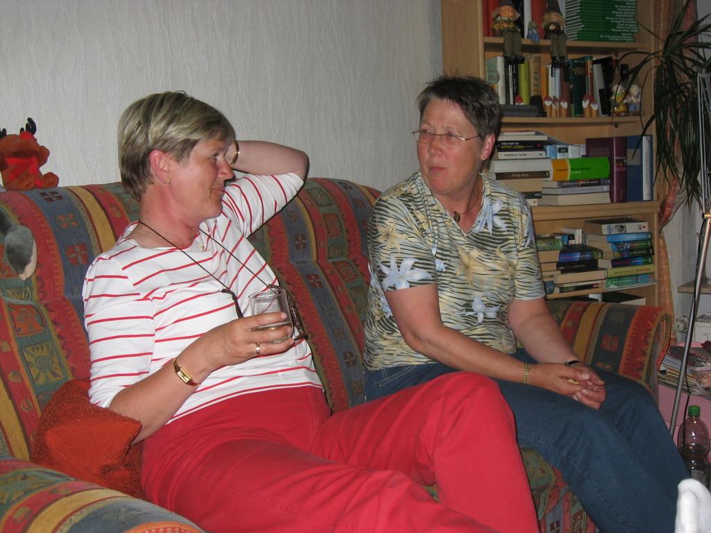 Ulla & Christina