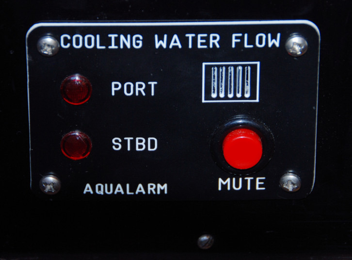 Kuehlwasserdurchlaufmessgeber/Alarmmodul