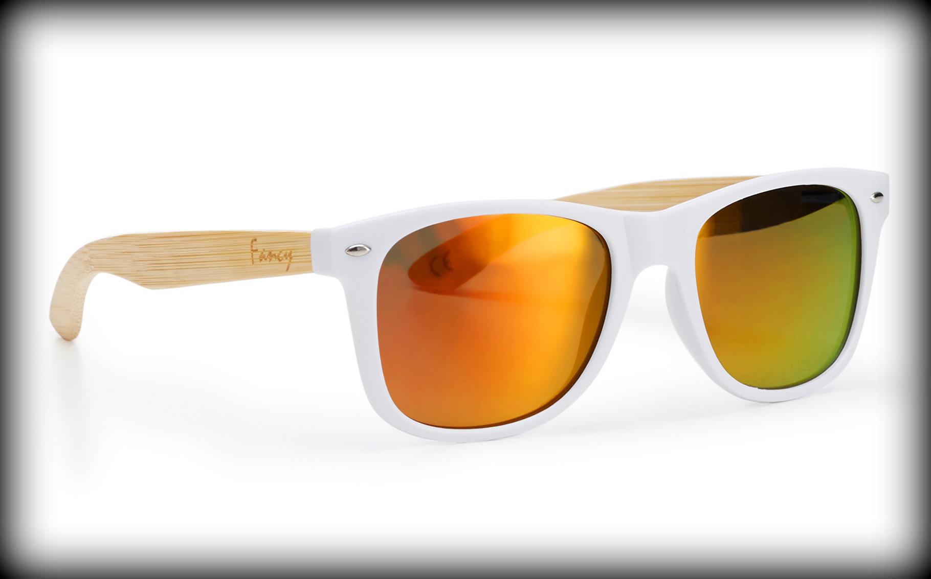 White / Gold