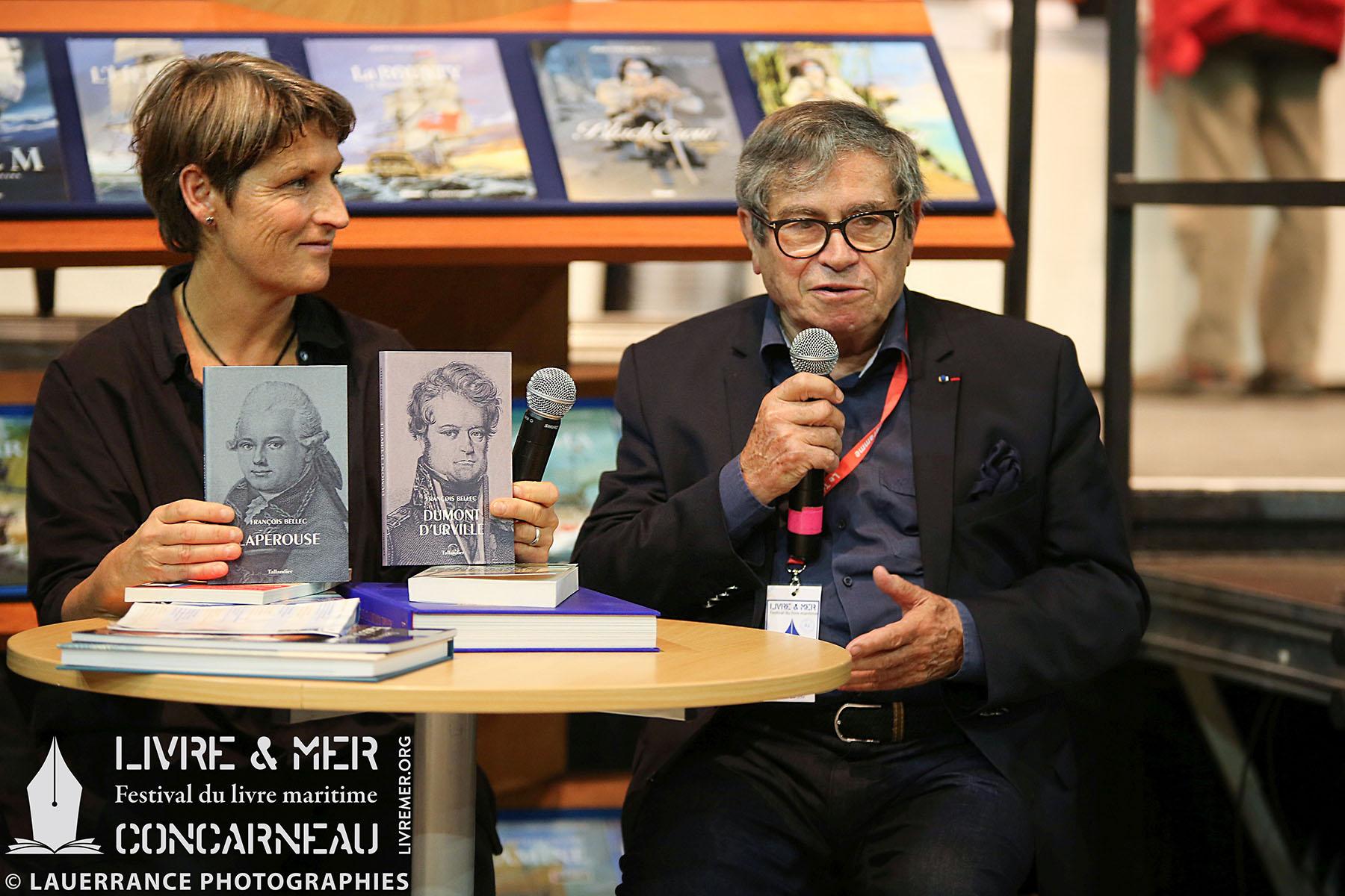 Anne Quéméré & François Bellec © Lauerrance Photographies