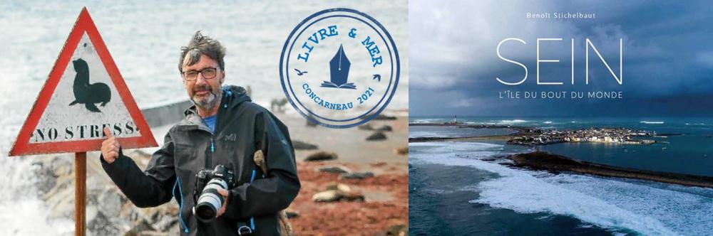Benoît STICHELBAUT - Mention spéciale du Prix du beau livre maritime 2019