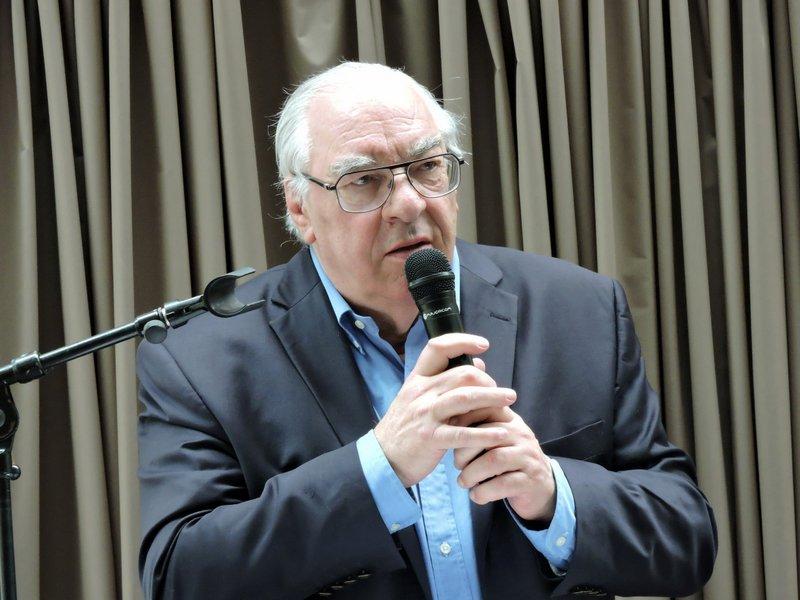 Didier Decoin, président d'honneur