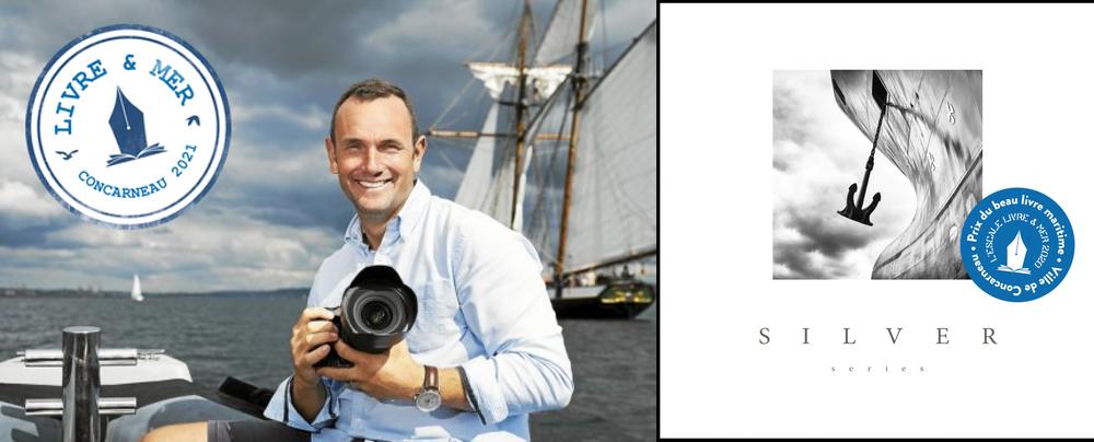 Ewan LEBOURDAIS ⚓  Prix du beau livre maritime - Concarneau 2020