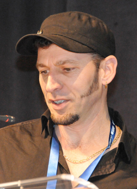 Kris, auteur BD et Président du jury BD