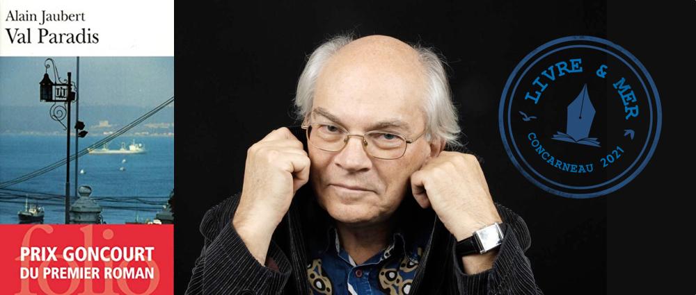 Alain JAUBERT - Prix Livre & Mer Henri-Queffélec 2005