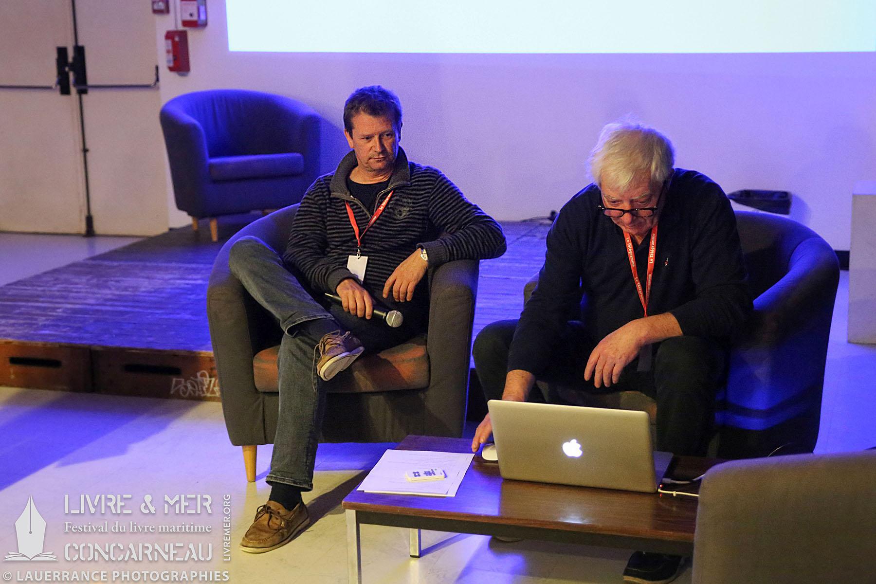 Vincent Guigueno & Jean Guichard © Lauerrance Photographies