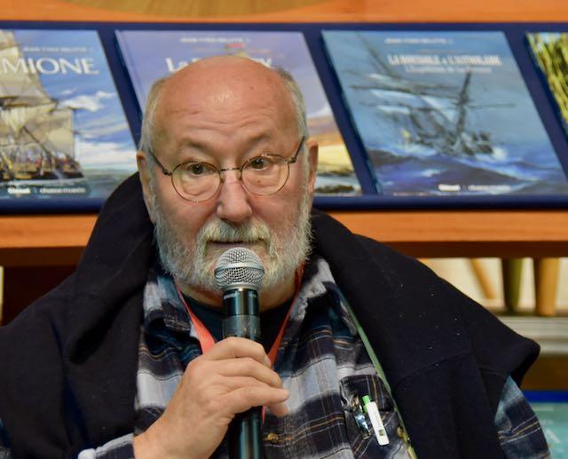 Jean-Michel Bergougniou © Jean Lutz