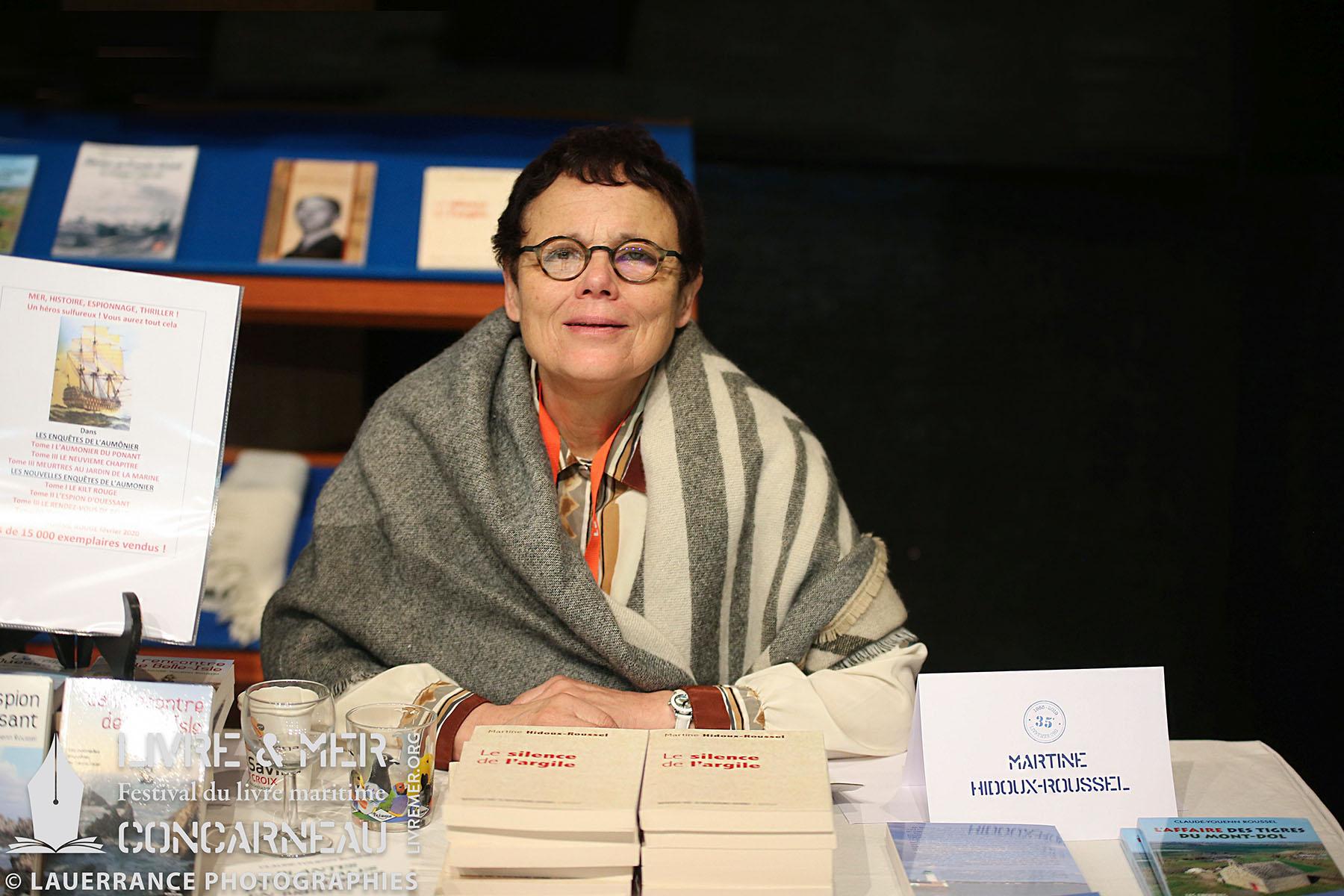 Martine-Hidoux Roussel © Lauerrance Photographies