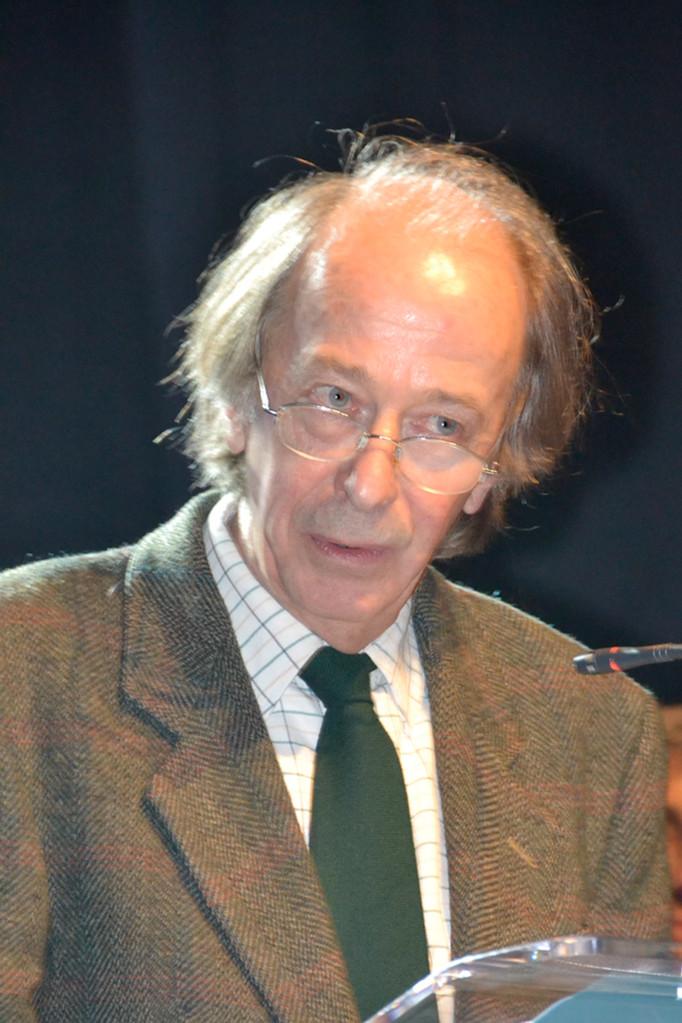 Hervé Jaouen, président d'honneur © P. Morin