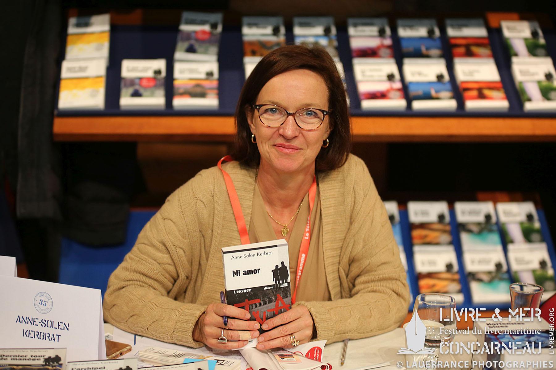 Anne-Solen Kerbrat © Lauerrance Photographies