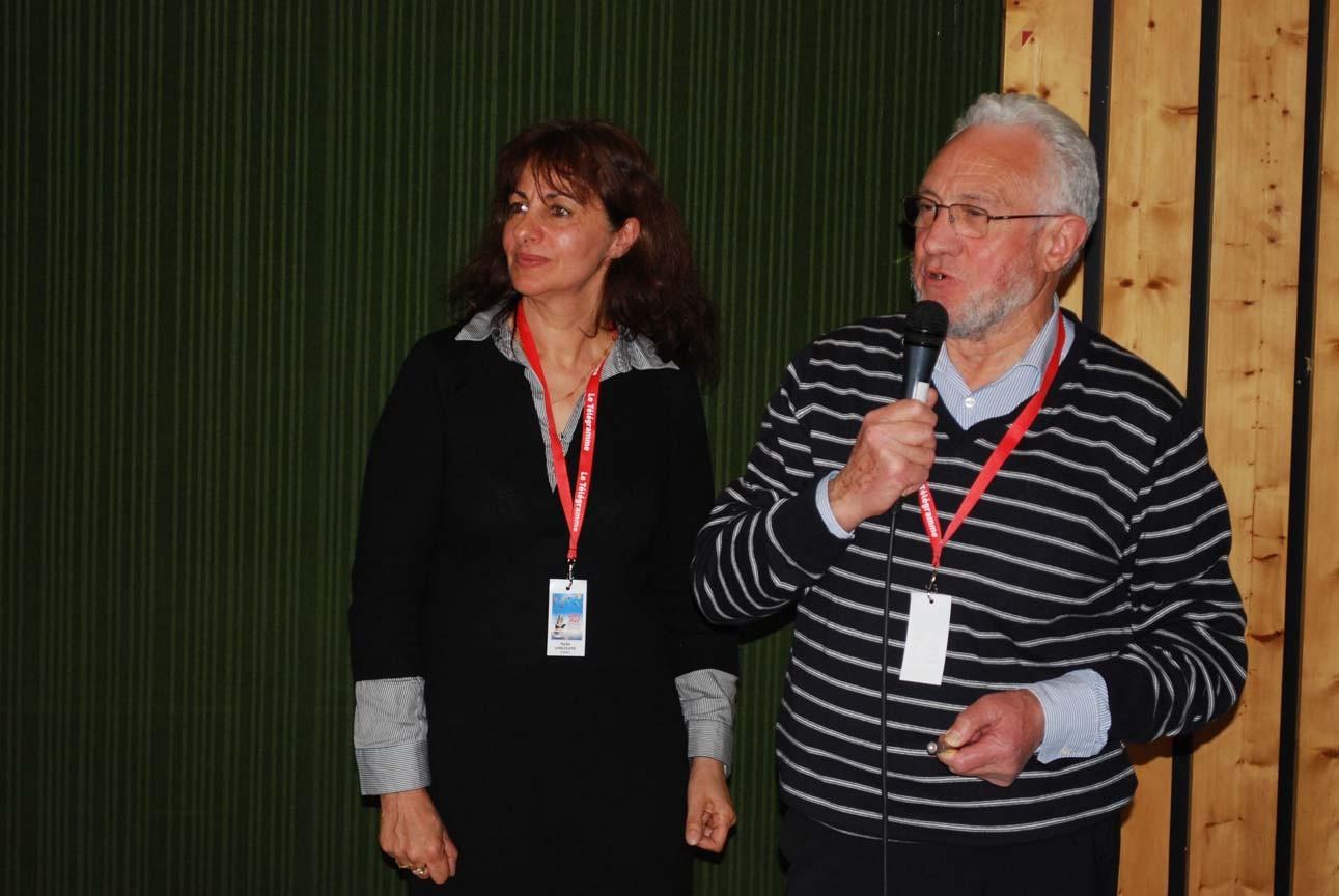 Conférence Antarctique © Delignières