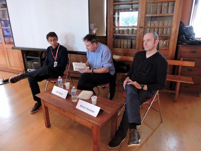 Joël Baqué et Ronan Gouézec ; des héros ordinaires ?