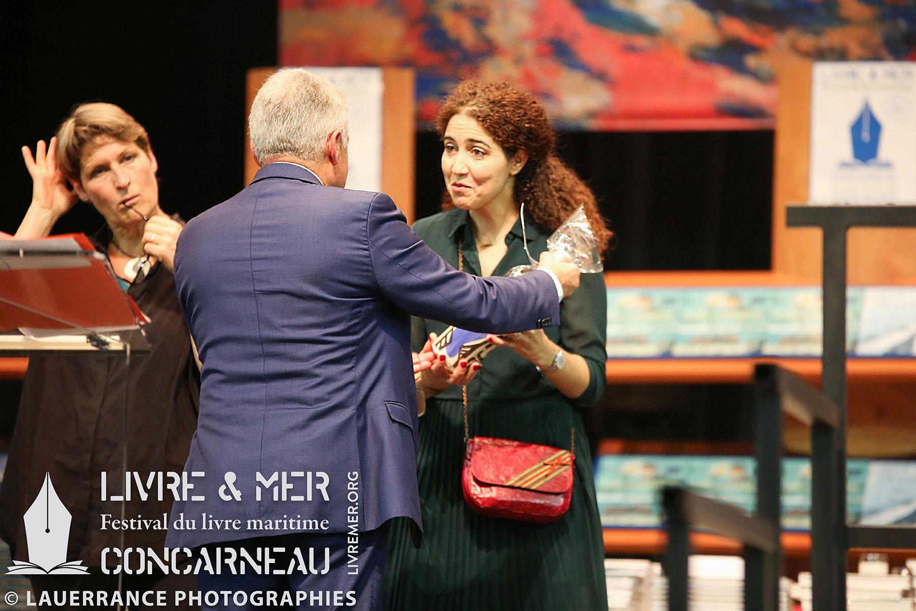 André Fidelin & Angelina Meslem © Lauerrance Photographies