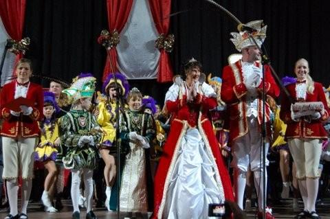 45. Seniorenkarneval in der Sparkassen-Arena Kiel
