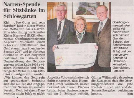 (Text & Foto: Kieler Nachrichten)