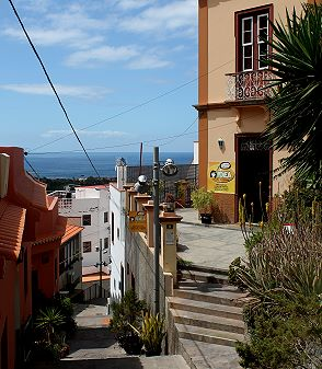 Unterkunft-Vueltas-La Gomera