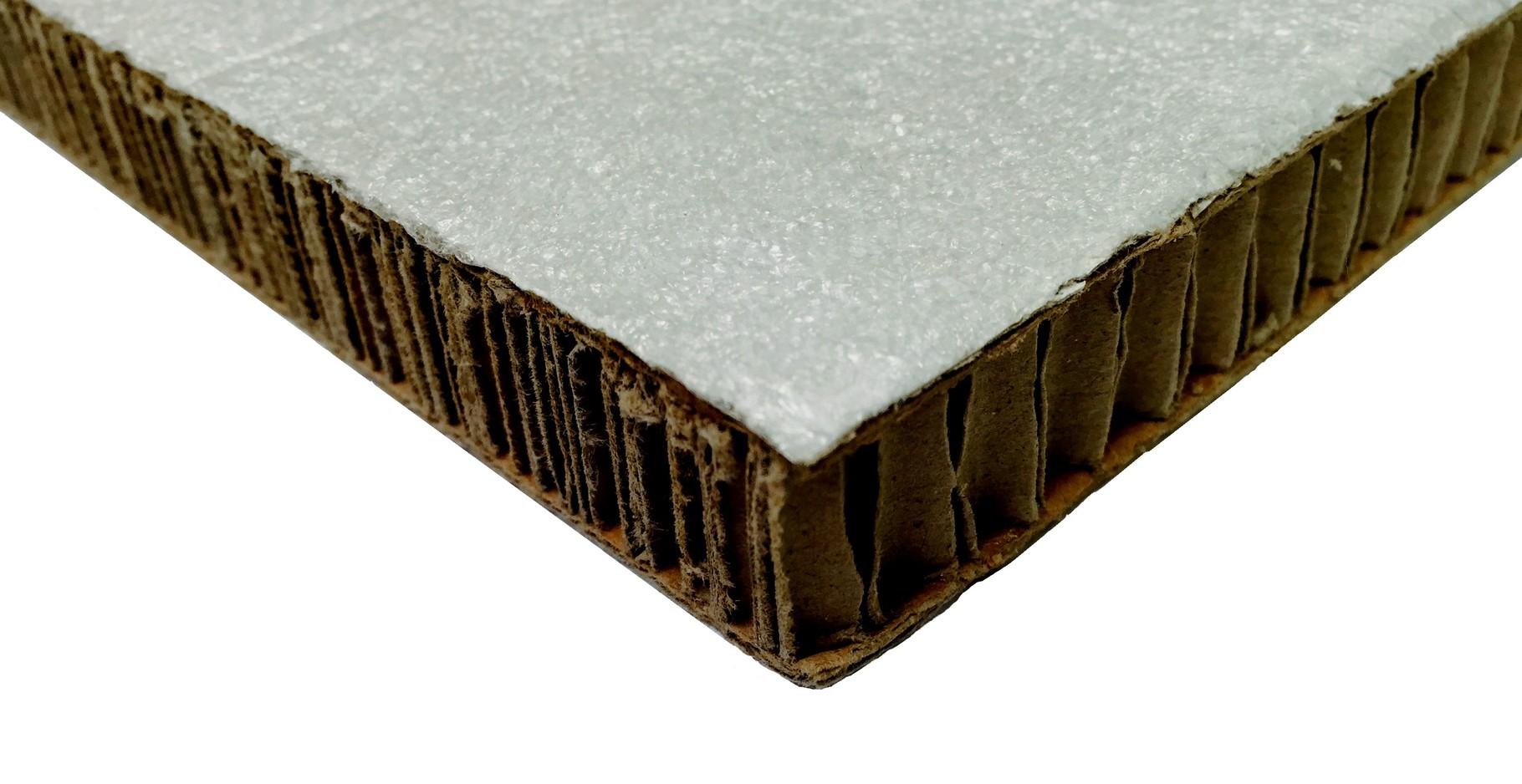 Imballi rivestiti di polietilene espanso scatole in for Pannelli di cartone
