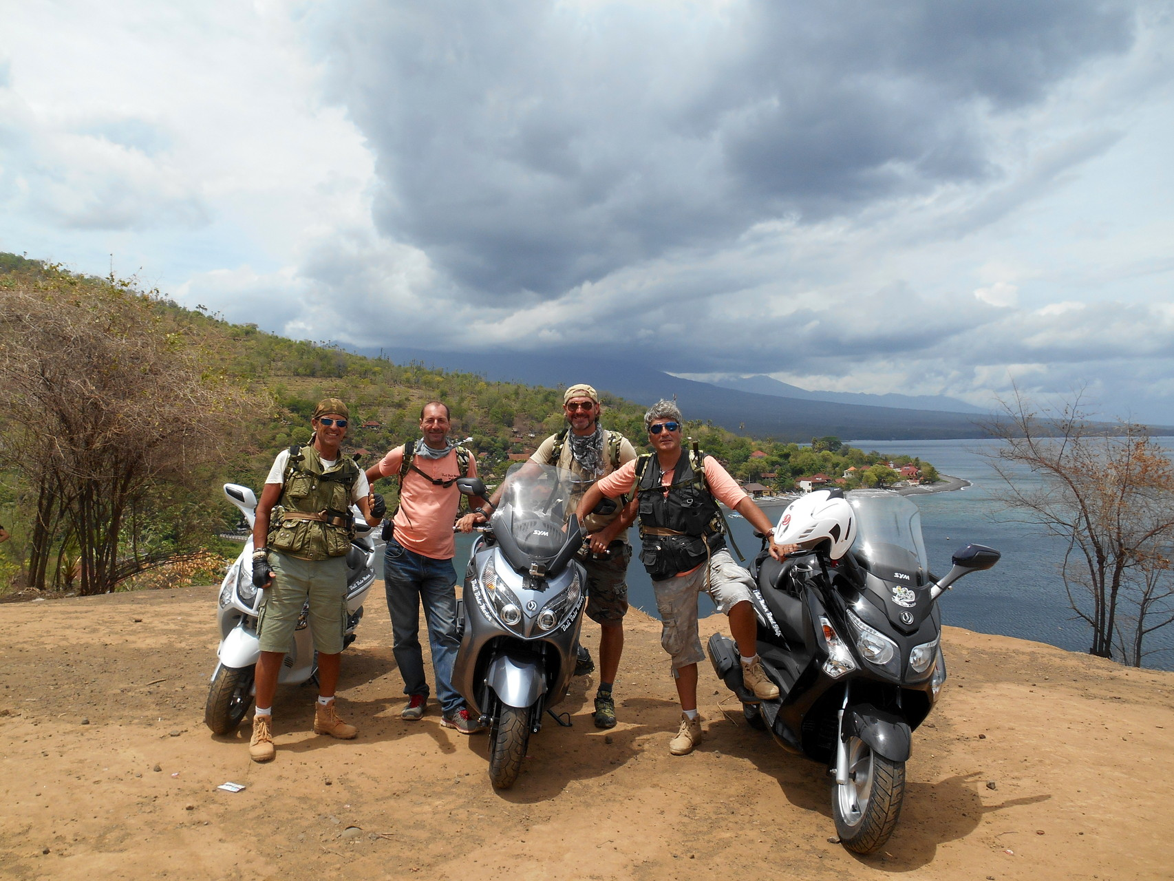 Personalized tour: Wish to live a talor-made adventure? Call Bali Balo Motor & Tours!