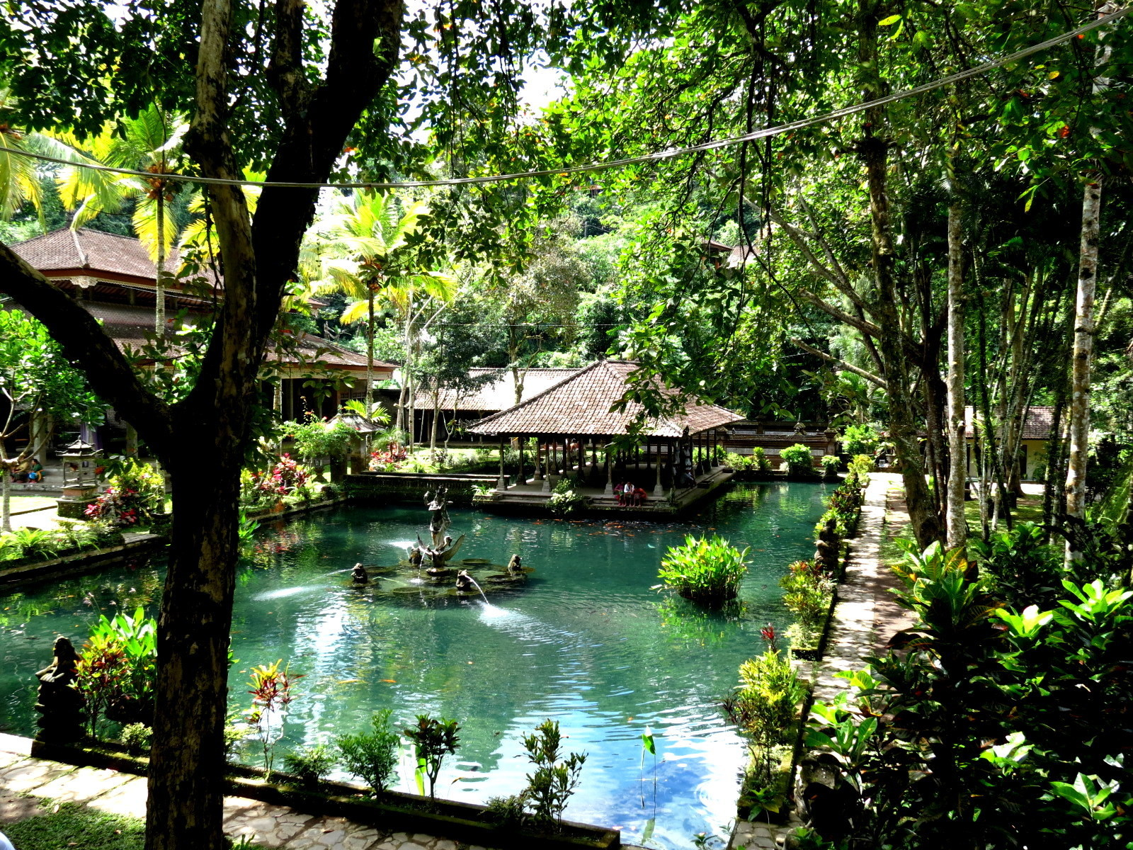 Danau Tour : Live an incredible adventure while exploring the lakes of Bali with our scooters.