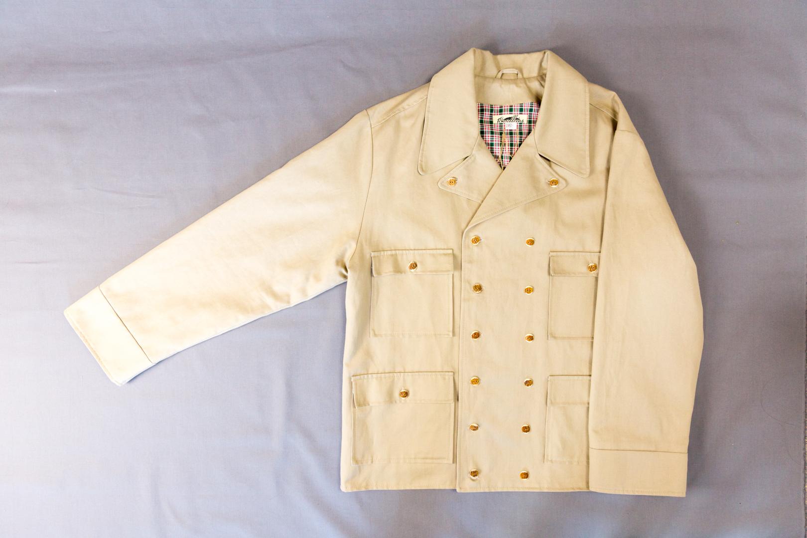 Jacken Retro Bergbekleidung