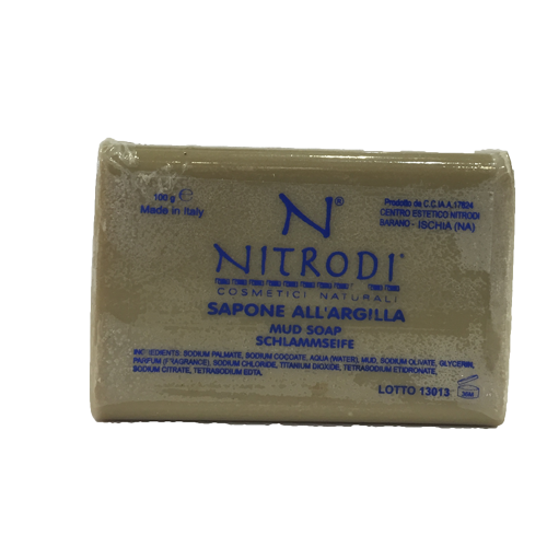 sapone argilla  Nitrodi cosmetici naturali