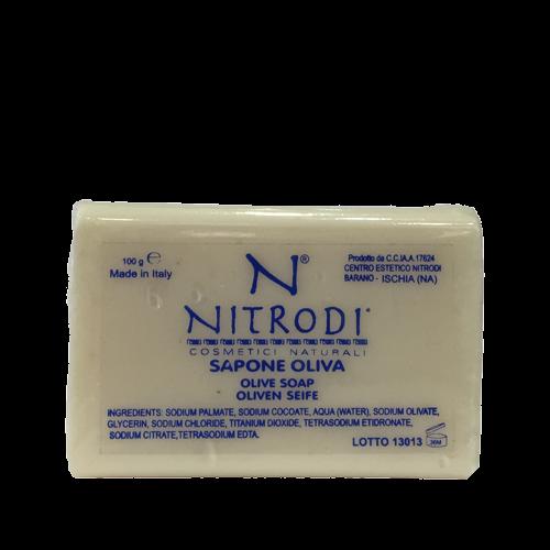 sapone olio di oliva  Nitrodi cosmetici naturali