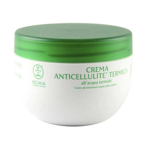 crema anticellulite effetto termico Ischia cosmetici naturali