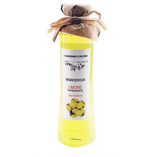 bagnodoccia bio limone Il giardino d'Ischia