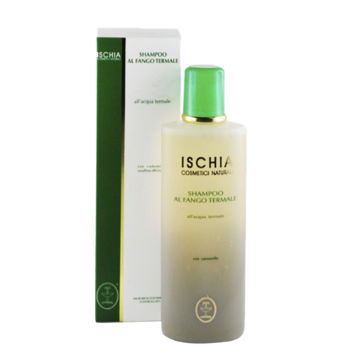shampoo al fango termale ischia cosmetici naturali