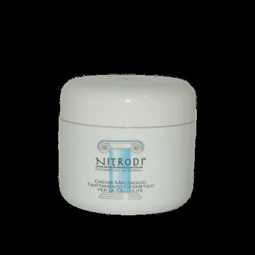 crema massaggio contro gli inestetismi della cellulite