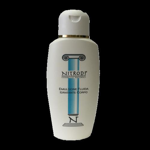 emulsione fluida corpo  Nitrodi cosmetici naturali